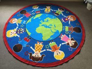 Mustard seeds toddler group map