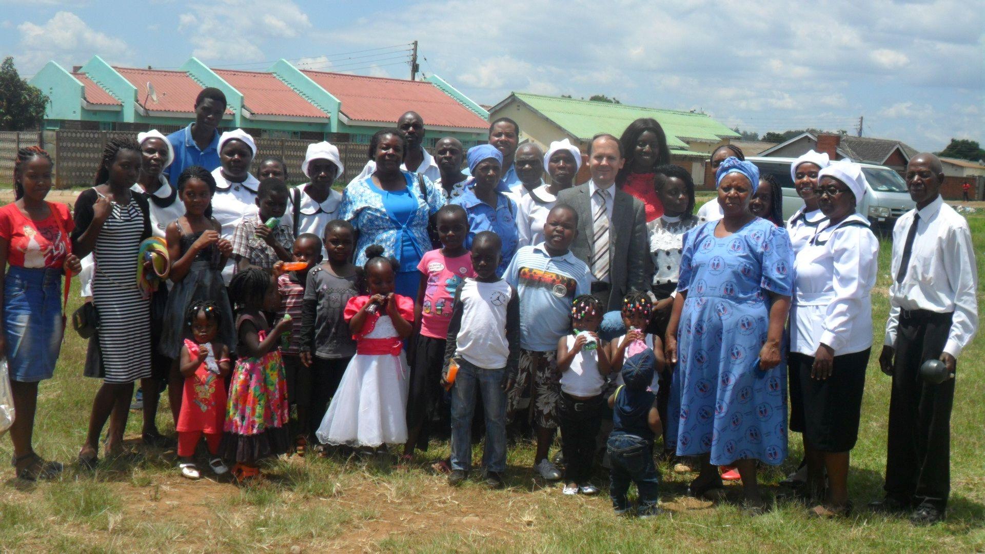 Budiriro-congregation