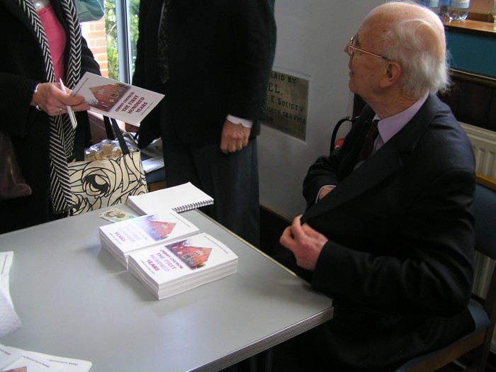 Centenary Book Launch