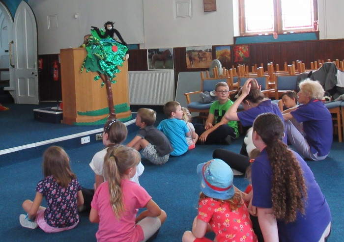 Showstoppers Holiday Club 2018